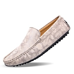 147aa7b7c39 Shoespie Casual Flat Slip-On PU Men s Loafers