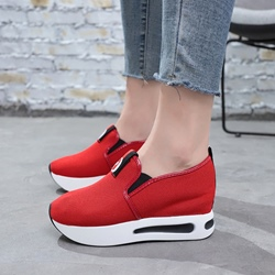 Shoespie Casual Slip-On Platform Sneakers