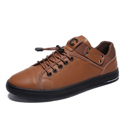 Shoespie Low-Cut Elastic Band Men's Sneakers