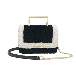 Shoespie Thread Rectangle Crossbody Bags