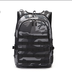 Anti Theft Nylon Men Laptop Fashion Travel Schoolbag
