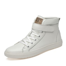 Shoespie Casual Lace-Up High Upper Men's Sneakers