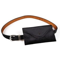 Shoespie Women Thread PU Waist Bags