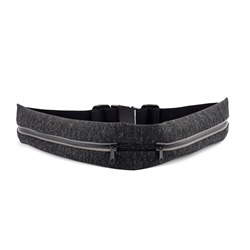 Shoespie Unisex Thread Plain Waist Bags