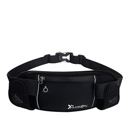 Shoespie Color Block Unisex Nylon Waist Bags