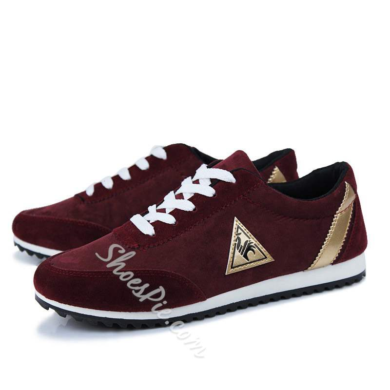 Shoespie Casaul Low-Cut Upper Lace-Up Men's Sneakers