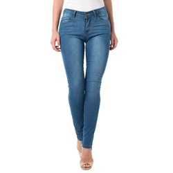 Zipper Pencil Pants Women's Jeans