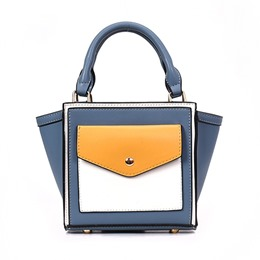 Shoespie PU Thread Wing Tote Bags