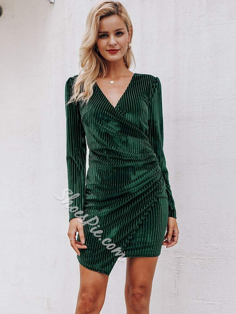 Sleeve bodycon just knee above dresses long recipe