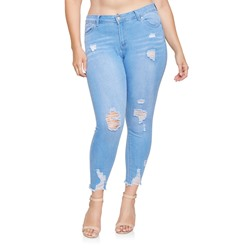 Pencil Pants Washable Slim Women's Jeans