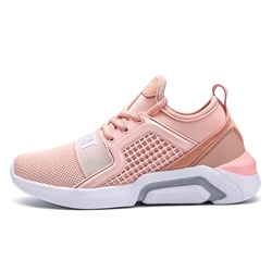 Shoespie Breathable Platform Mesh Sneakers