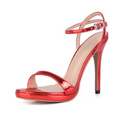 Shoespie Sexy Open Toe Stiletto Heel Ankle Strap Dress Sandals