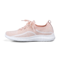 Shoespie Breathable Casual Flat Sneakers