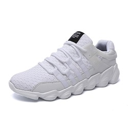 Shoespie Lace-Up Casual Men's Running Sneakers