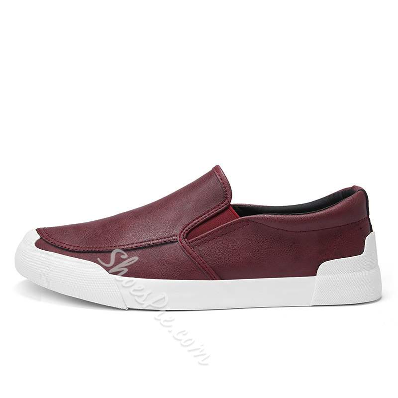 Shoespie Soft Casual Slip-On Men's Loafers
