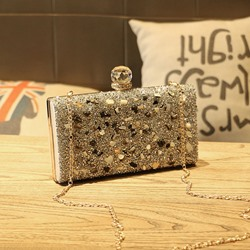 Shoespie Rectangle Banquet Clutches & Evening Bags