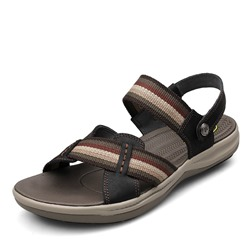 Shoespie Large Size Leather Beach Men's Sandals