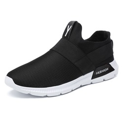 Shoespie Mesh Slip-On Men's Trainers