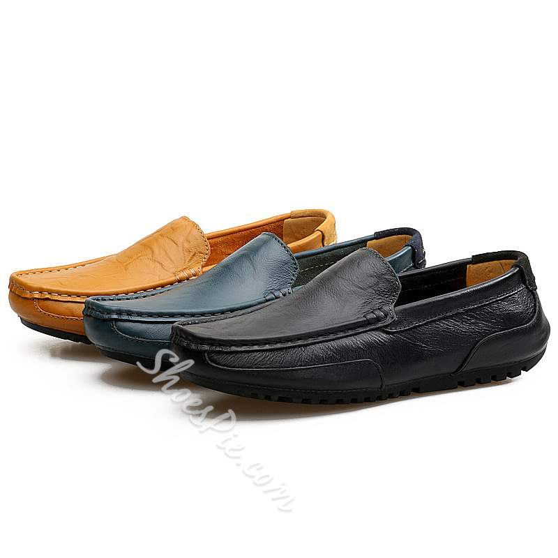 Shoespie Casual Mens's Driving Shoes