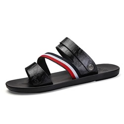Shoespie Backless Slip-On Soft Men's Sandals