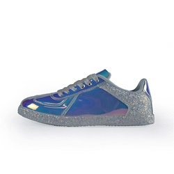 Shoespie Glitter Sequin Casual Sneakers