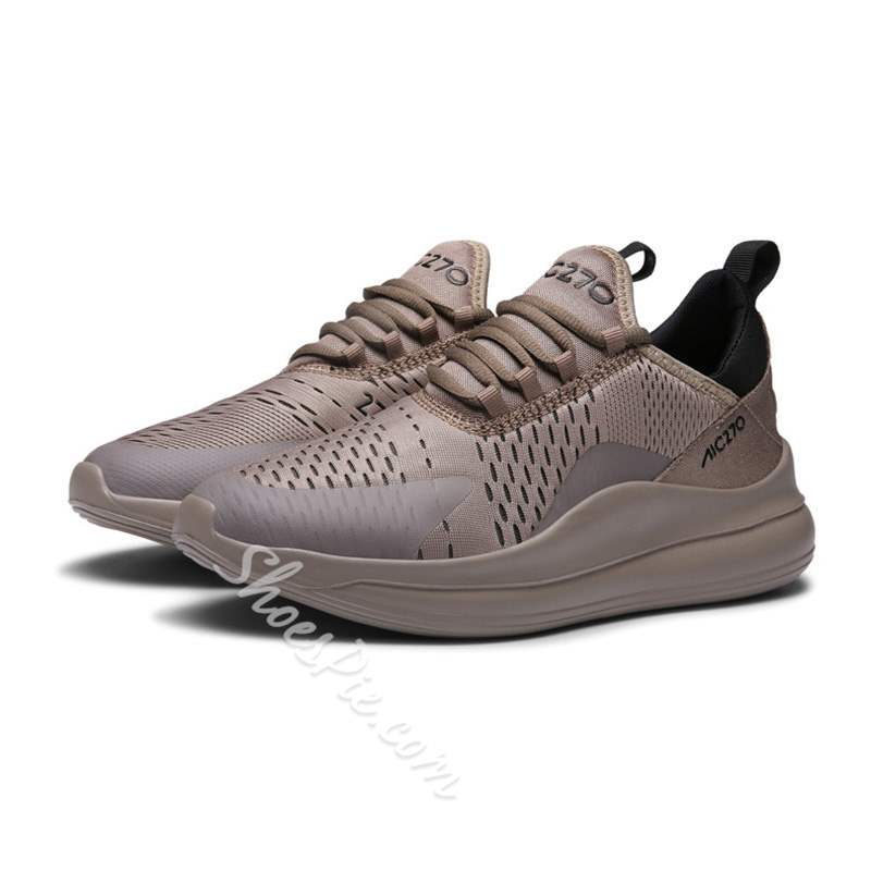 Shoespie Casual Large Size Men's Chunky Sneakers