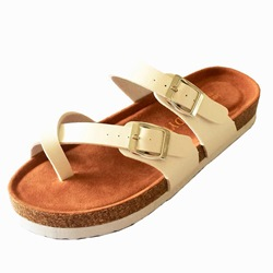 Shoespie Clip Toe Slip-On Flat Casual Slippers