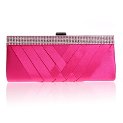 Shoespie Rhinestone Versatile Rectangle Clutches & Evening Bags