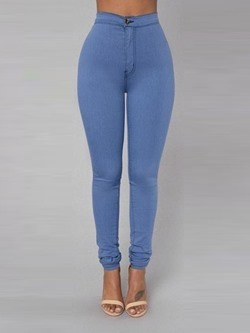 Washable Pencil Pants Skinny Women's Jeans