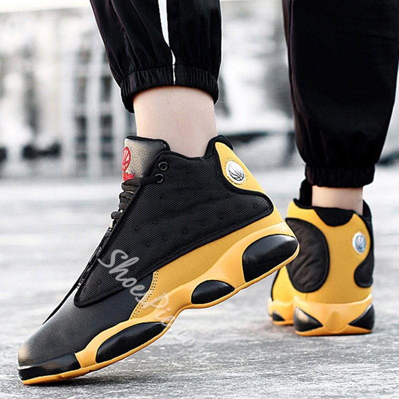 Shoespie High Top Casual Sport Sneakers