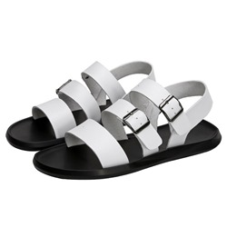 Shoespie Buckle Men's Open Toe Sandals