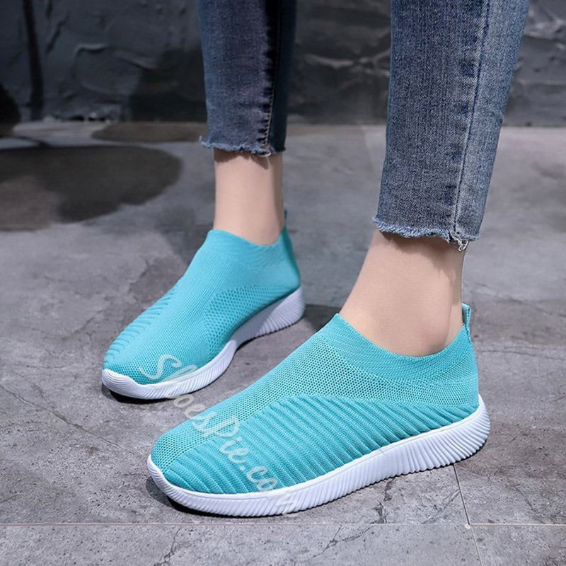 Shoespie Breathable Flat Casual Sneakers