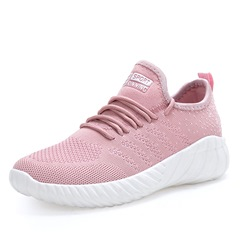 Shoespie Casual Breathable Lace-Up Trainers
