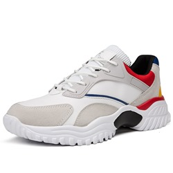 Shoespie Mid-Cut Upper Chunky Men's Sneakers
