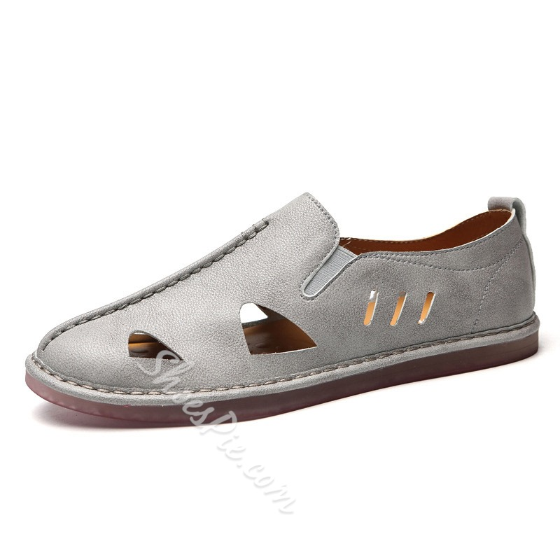Shoespie Hollow Men's Casual Loafers
