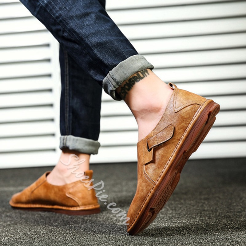Shoespie Lazy Casual Men's Loafers