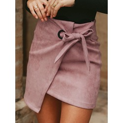 Mini Skirt Plain Bodycon Fashion Women's Skirt