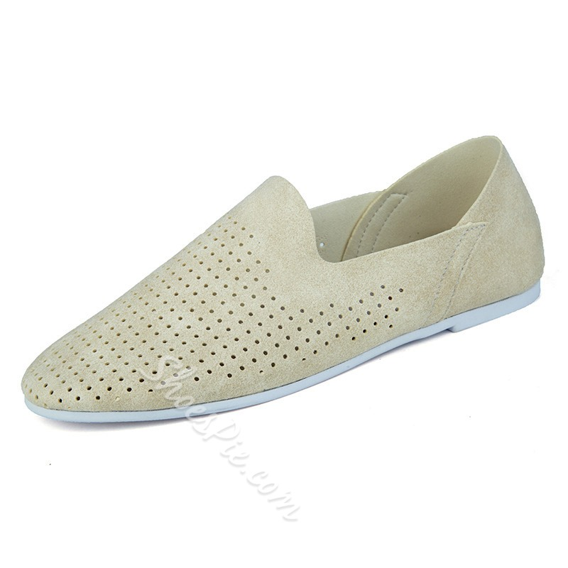 Shoespie Large Size Men's Flat Loafers