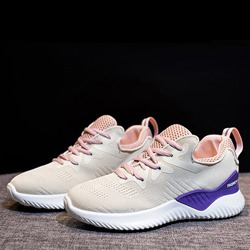 Shoespie Lace-Up Sport Casual Sneakers