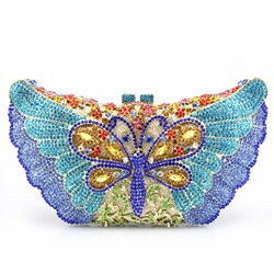 Shoespie Banquet Butterfly Clutches & Evening Bags