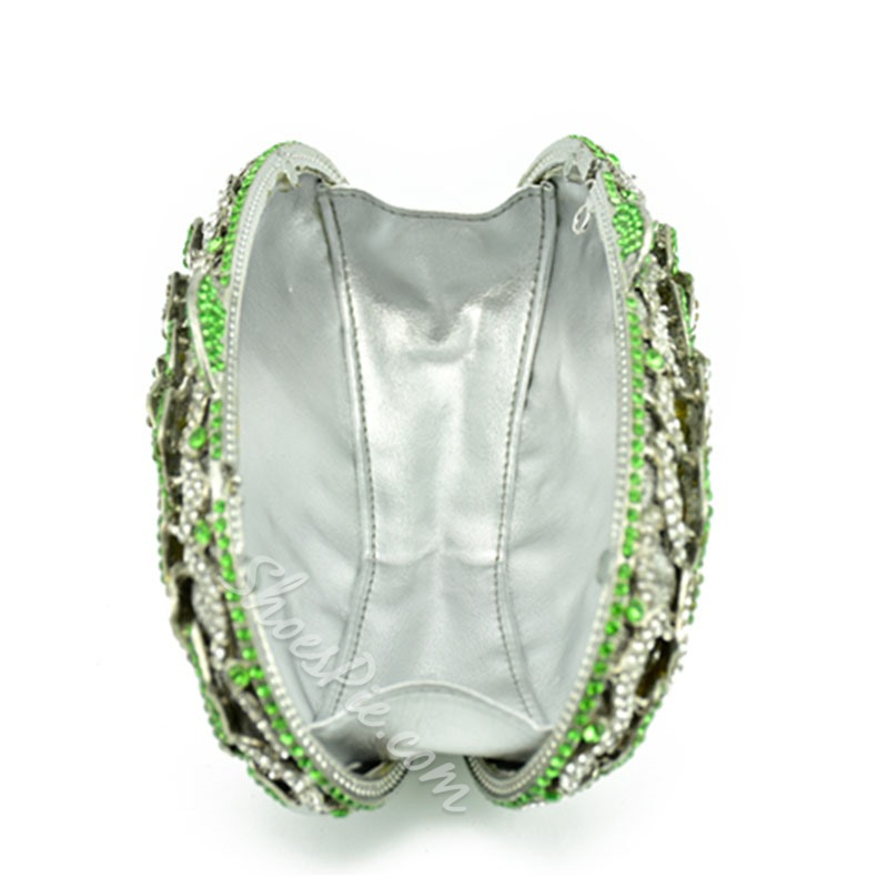 Shoespie Floral Chain Clutches & Evening Bags