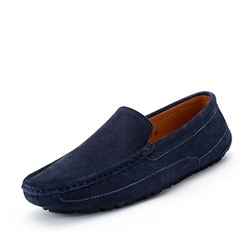 Shoespie Men's Lazy Flat PU Shoes