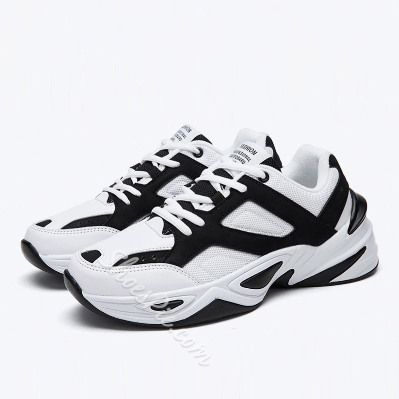 Shoespie Men's Sports Mesh Sneakers