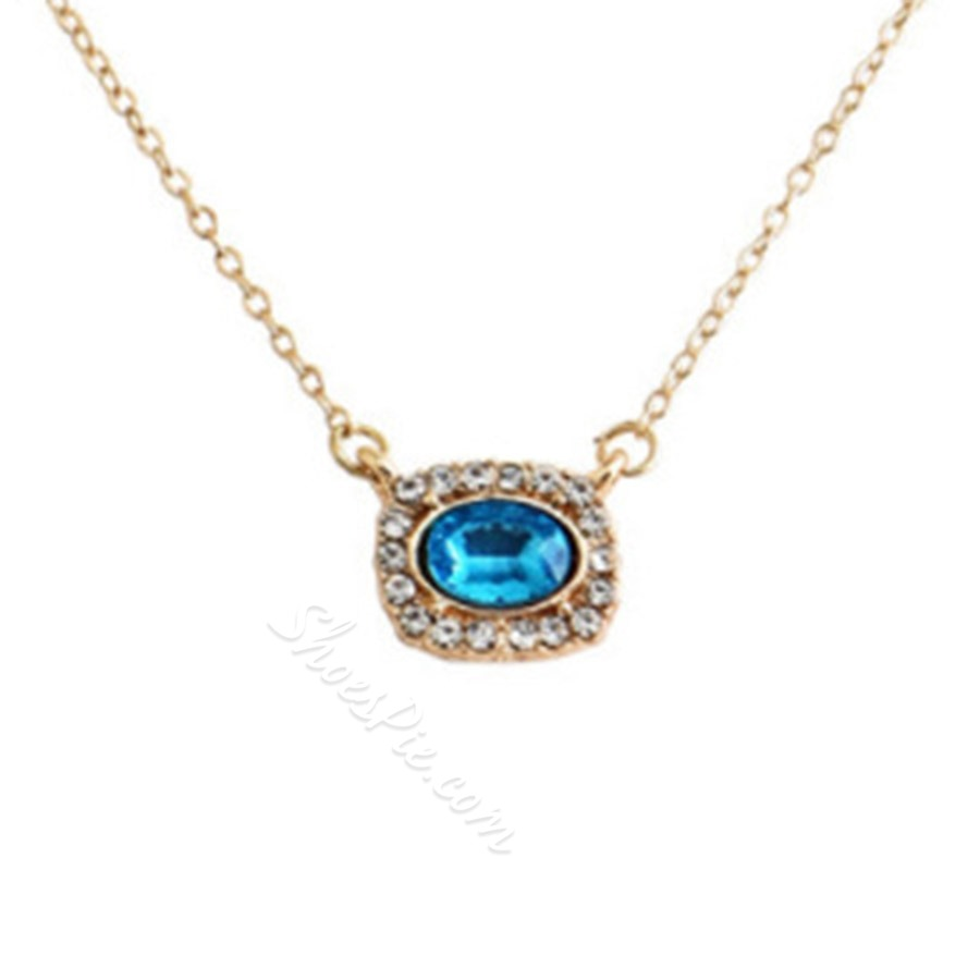 Sexy Trendy Multi-Layer Alloy Necklace for Women