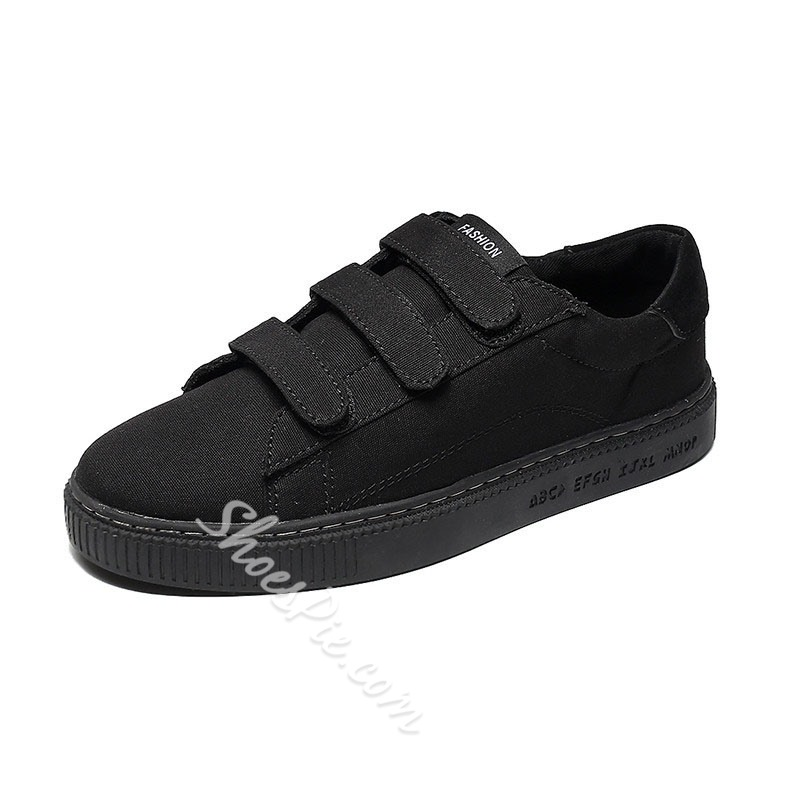 Shoespie Sport Velcro Cotton Men's Sneakers