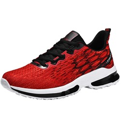 Shoespie Men's Sports Lace-Up Sneakers