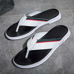 Shoespie Men's Soft Summer Flip Flops