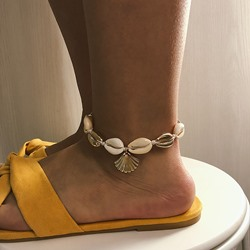 Plain Female Vintage Anklets Anklets ( One Piece )
