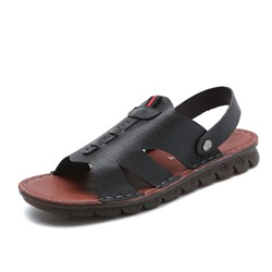 Shoespie Men's Casual Flat Sandals