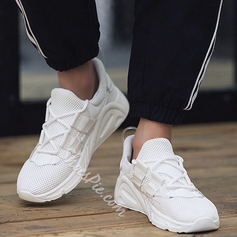 Shoespie Men's Athletic Casual Sneakers
